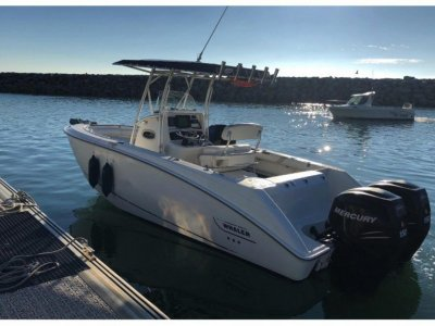Boston Whaler 240 Outrage A well loved thoroughbred