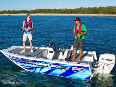 Quintrex F450 Hornet | Yamaha F30 Four Stroke *New Package