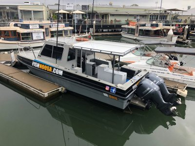 Bass Strait Boats Offshore 30