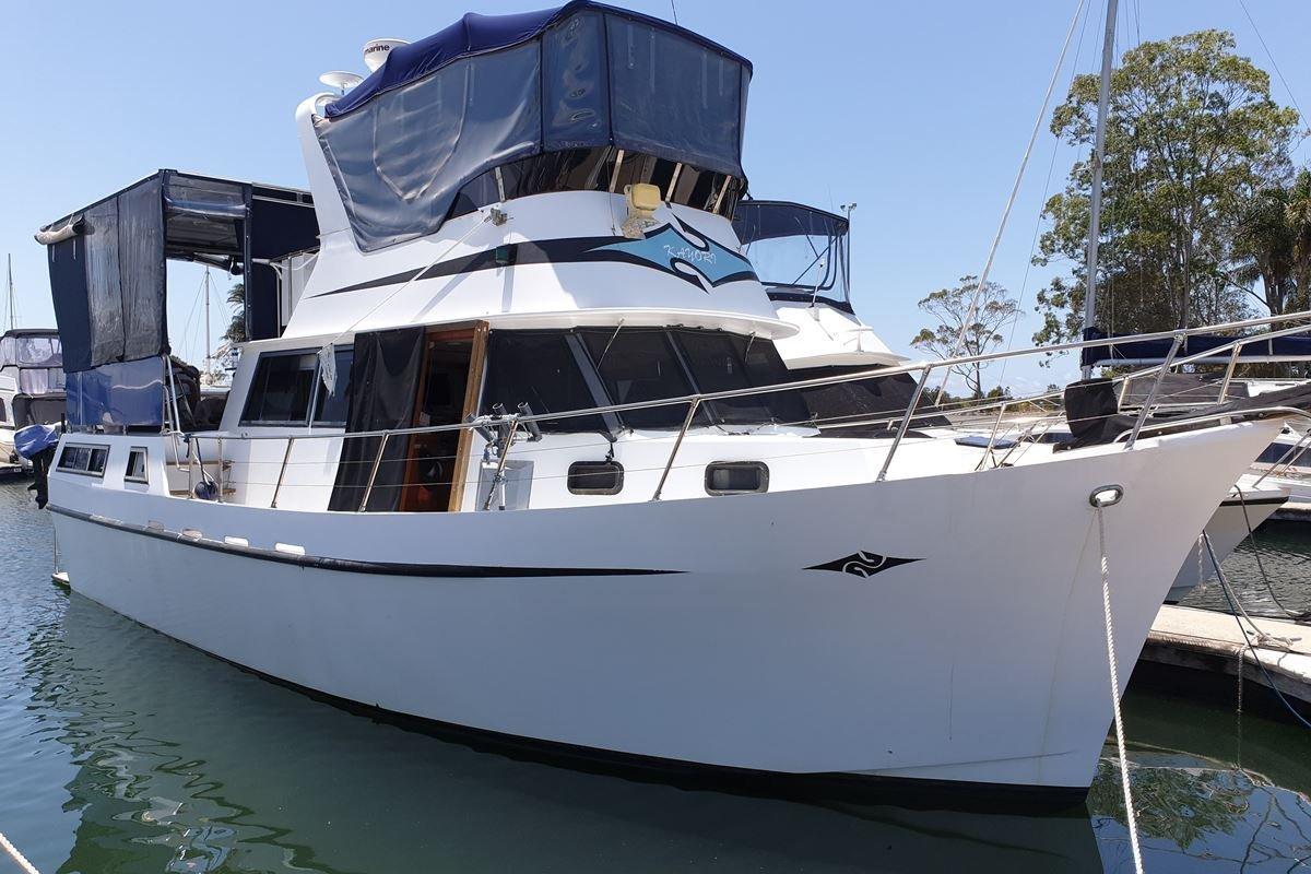 Bay Cruiser 38 Flybridge