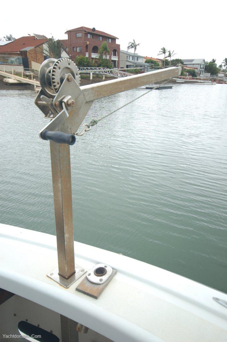 Aquarius 39 Flybridge