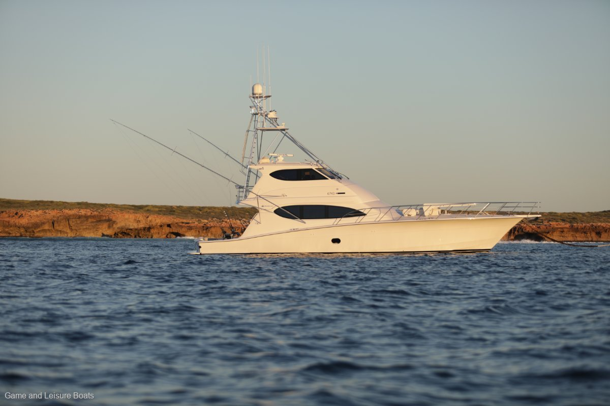 Hatteras 68 Convertible Sport Fish Motor Yacht - 2006MY