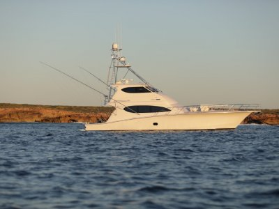 Hatteras 68 Convertible Sport Fish Motor Yacht - 2007MY