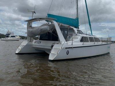 Simpson Sailing Catamaran Everything Upgraded - Nothing to Spend