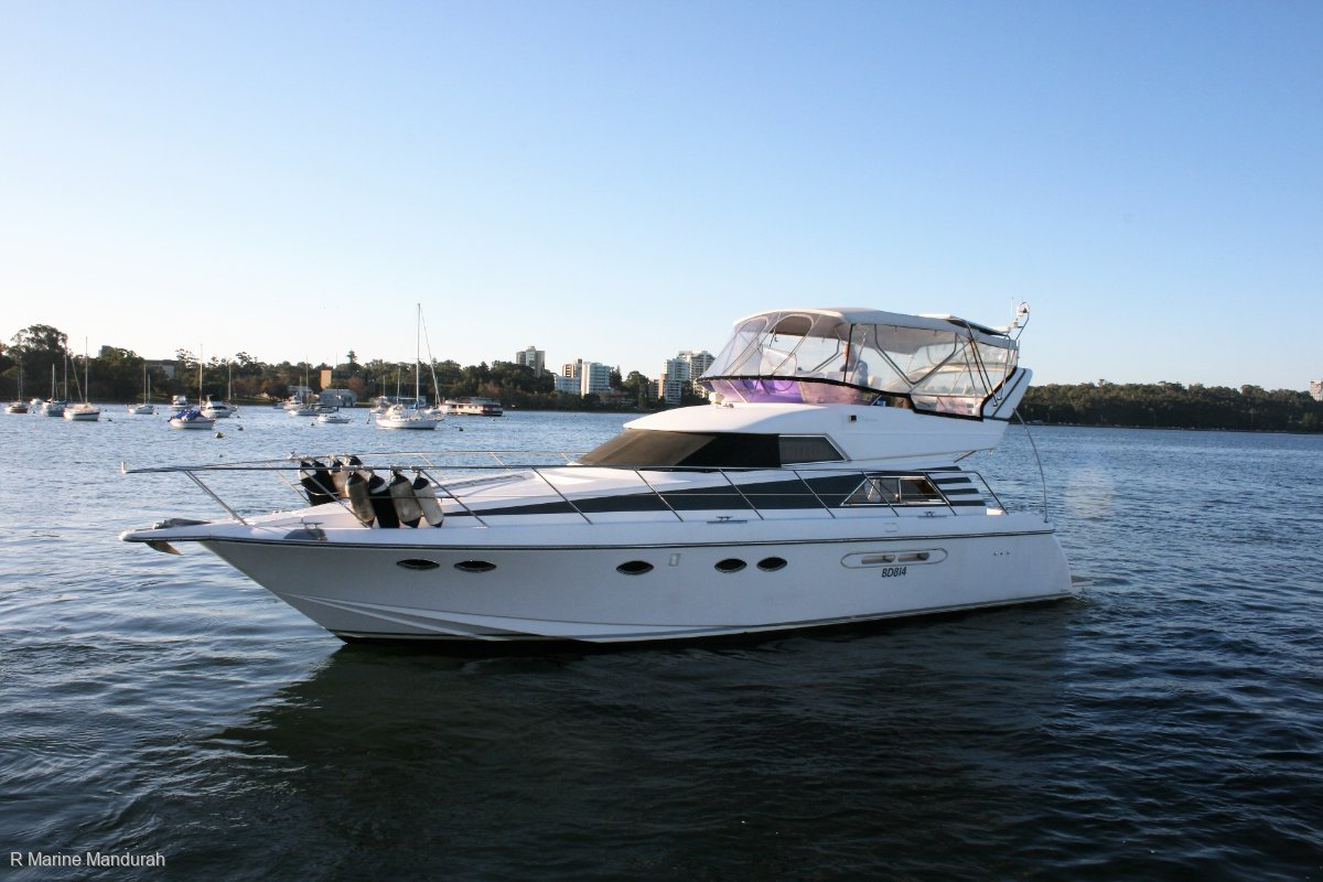 Dyna 48 Flybridge *** ROTTO HERE WE COME*** $299,000 ***