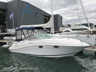 "Four Winns Vista 278 ""Now with Brand new Trailer """