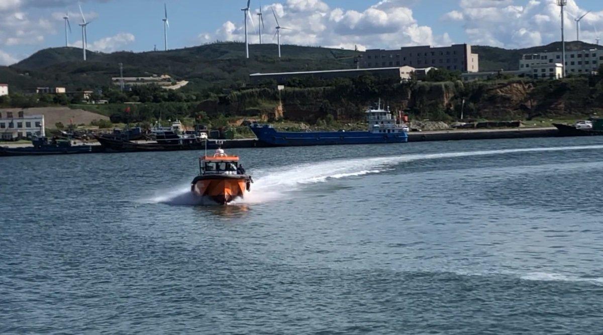 10.6m Fast Patrol Boat