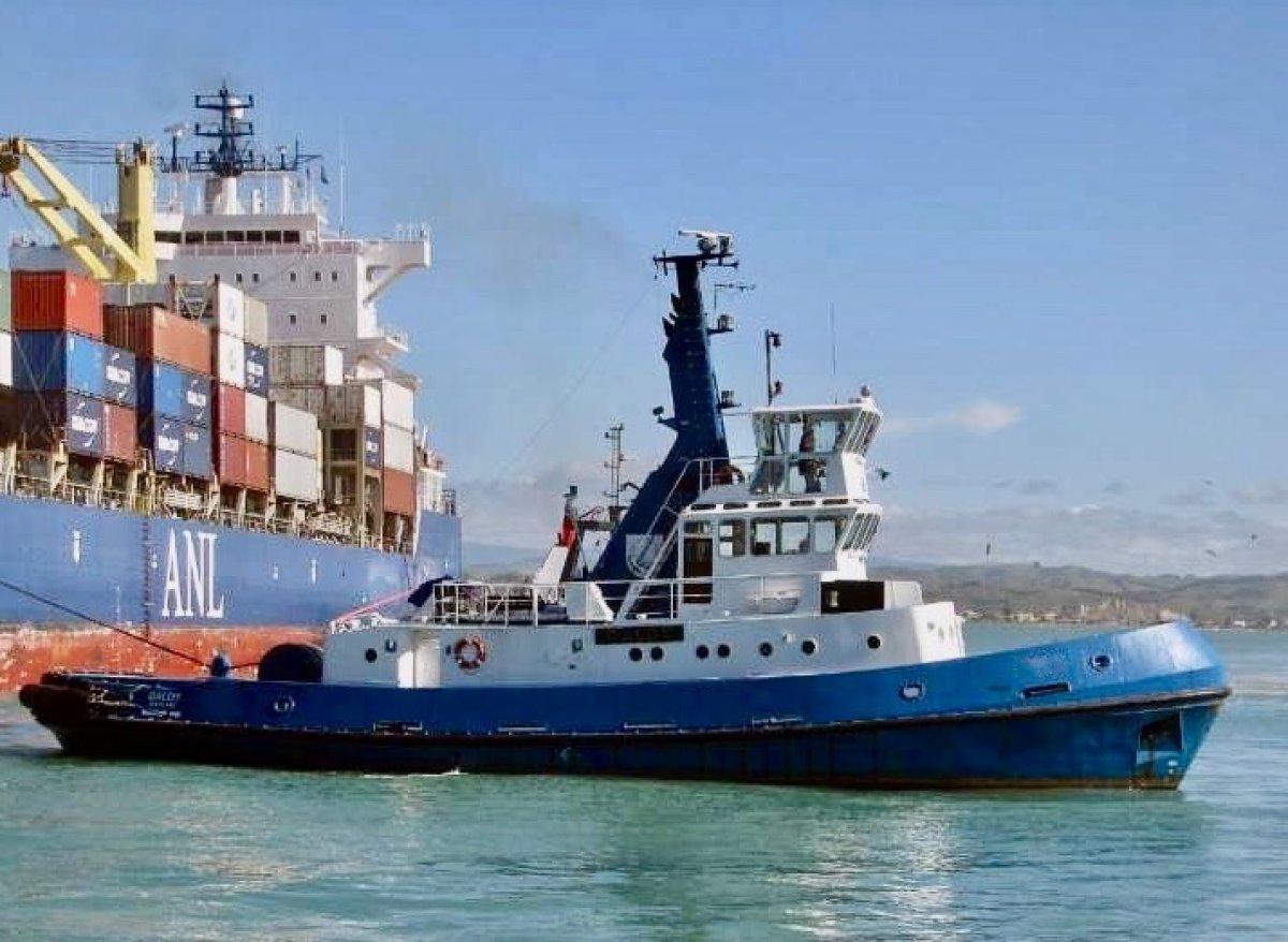 29m Voith Schneider Harbour Tug