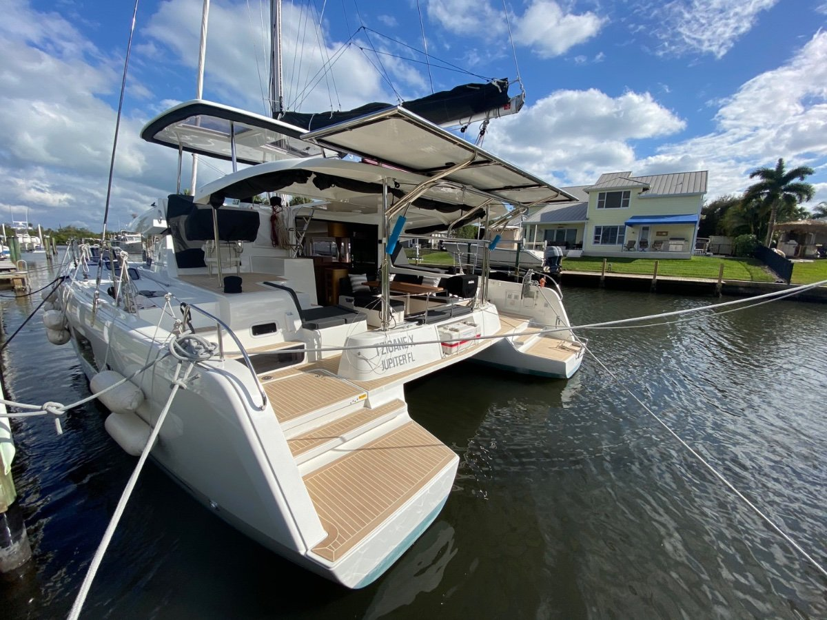 Lagoon 42:2018 Lagoon 42 for sale in Hobe Sound