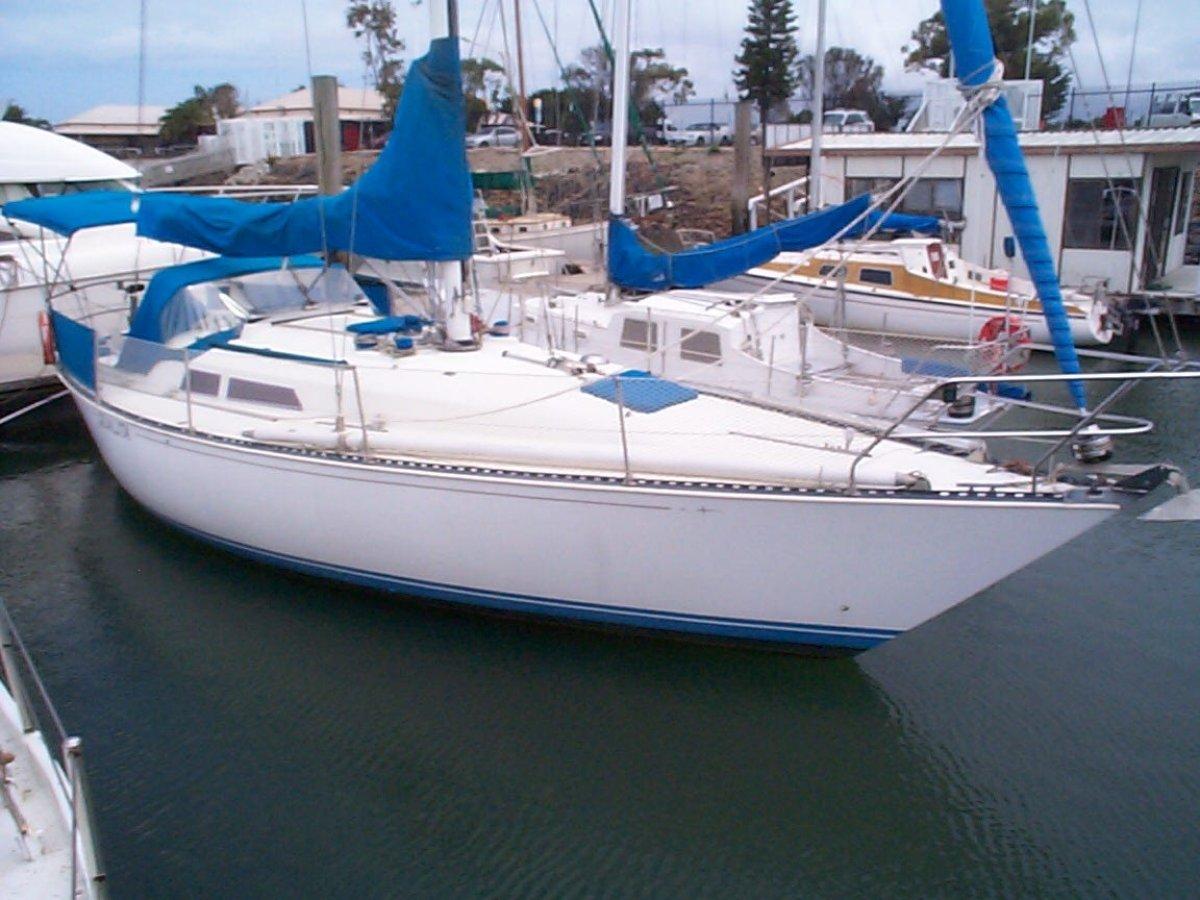 C&C Yachts 36:Qualita