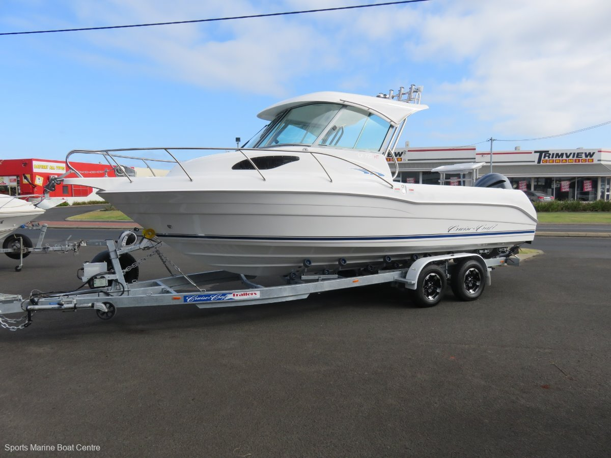 CruiseCraft Explorer 720HT