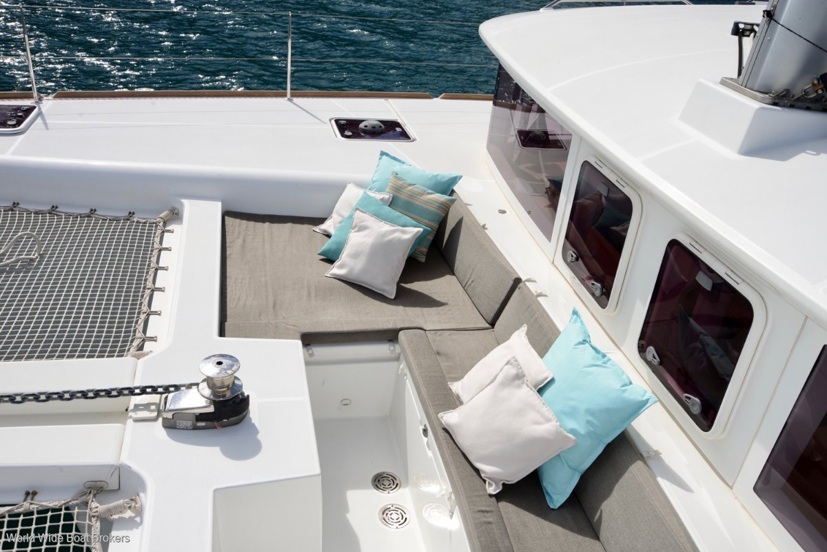Lagoon 450 Flybridge 4 Cabin Version, never been in charter, 2nd Owner!