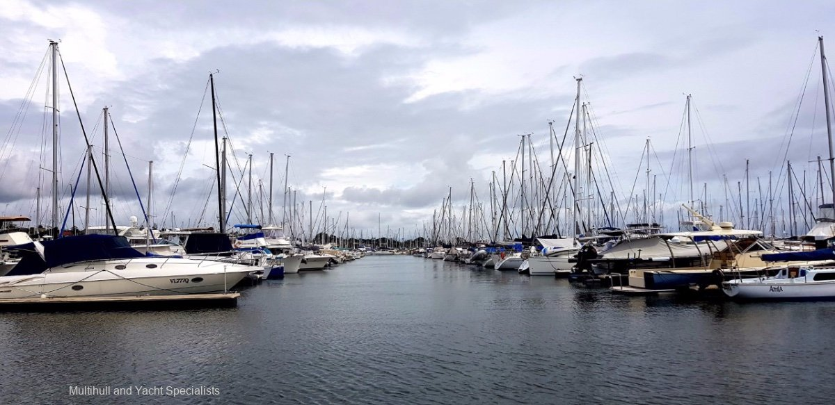 10m Marina Berth - Royal Queensland Yacht Squadron