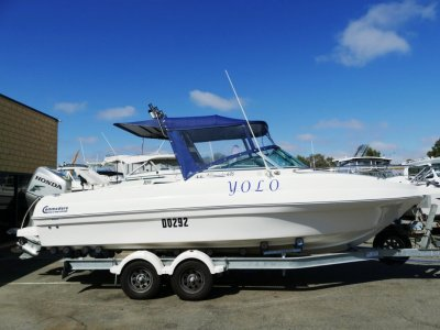 Commodore All Rounder 670 PERFECT FAMILY FISHING BOAT FORSALE