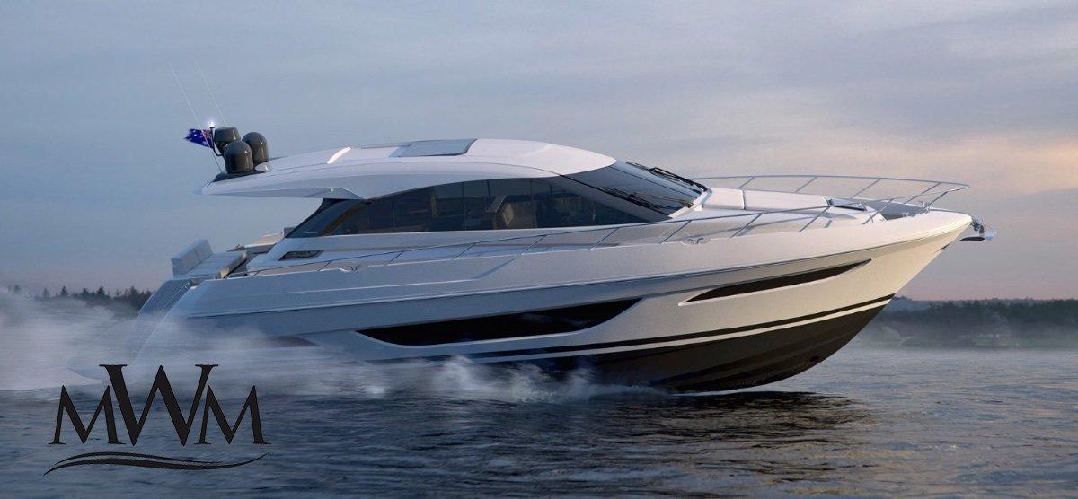 Maritimo X50 | The Sydney Maritimo Dealership - MW Marine