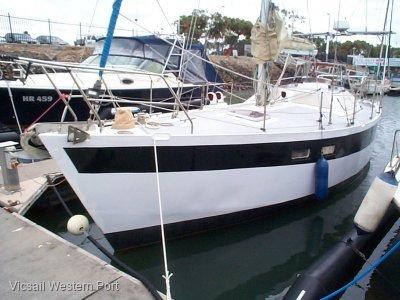 32' Steel Yacht