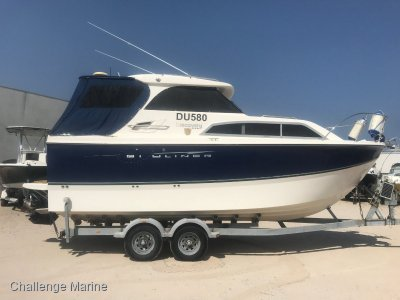 Bayliner 246 Discovery Just 127hrs old