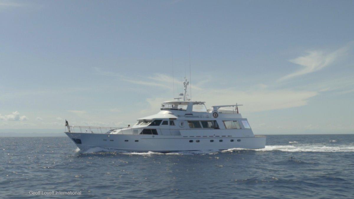 Lloyd 90 Motor Yacht New Listing