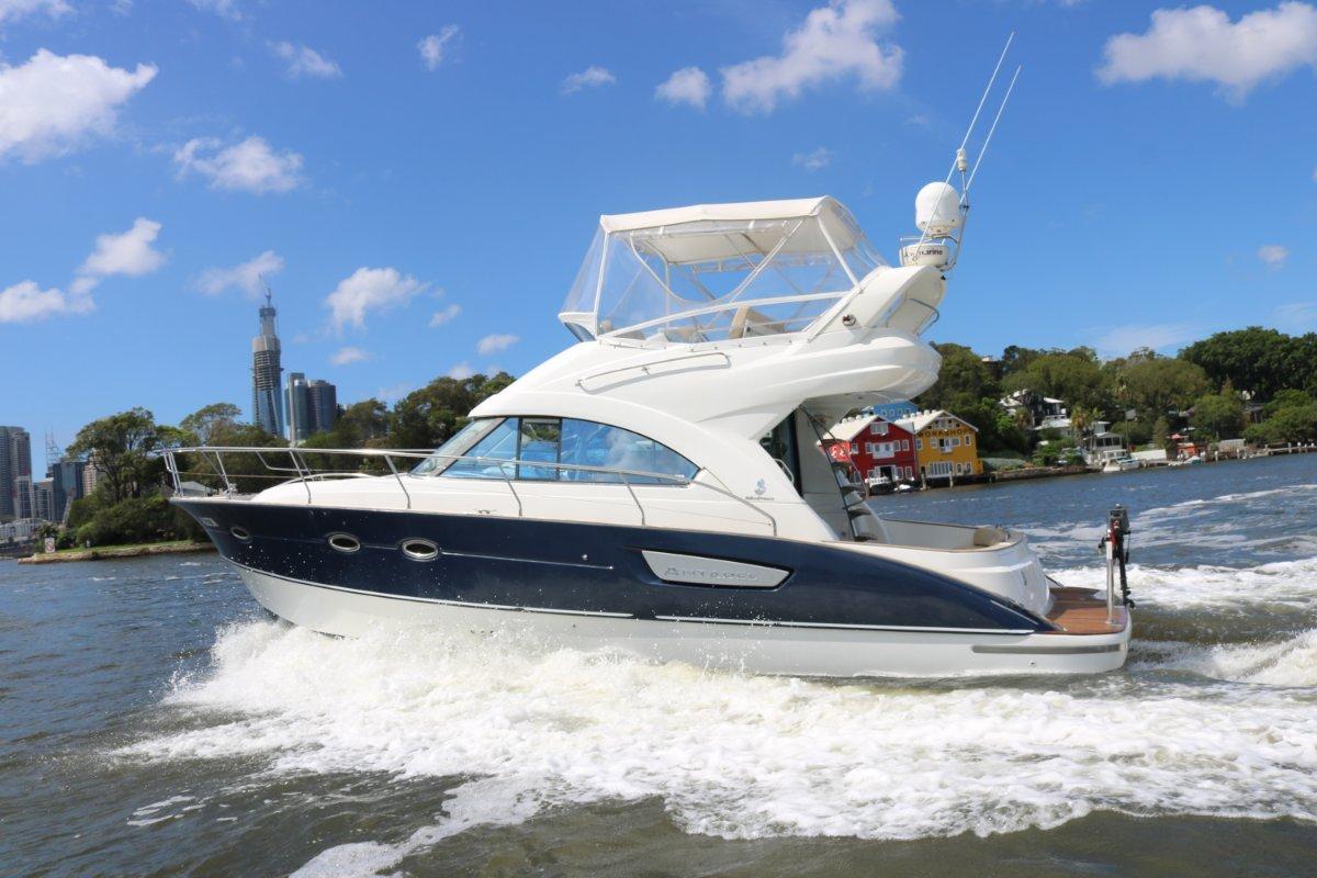 Beneteau Antares 12 Flybridge Cruiser - Sold by Flagstaff Marine