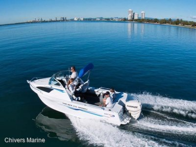 Quintrex 510 Ocean Spirit | Evinrude E-tec E75 * New Package