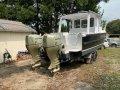 Alufarm Fishing Vessel Enclosed Cabin Hardtop:Twin Honda 150hp Power Plant