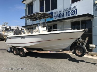 Boston Whaler 210 Outrage L6 200hp Power