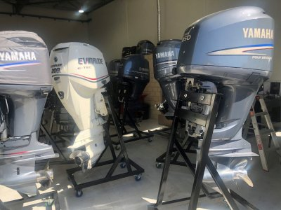 Secondhand Fourstroke Outboards