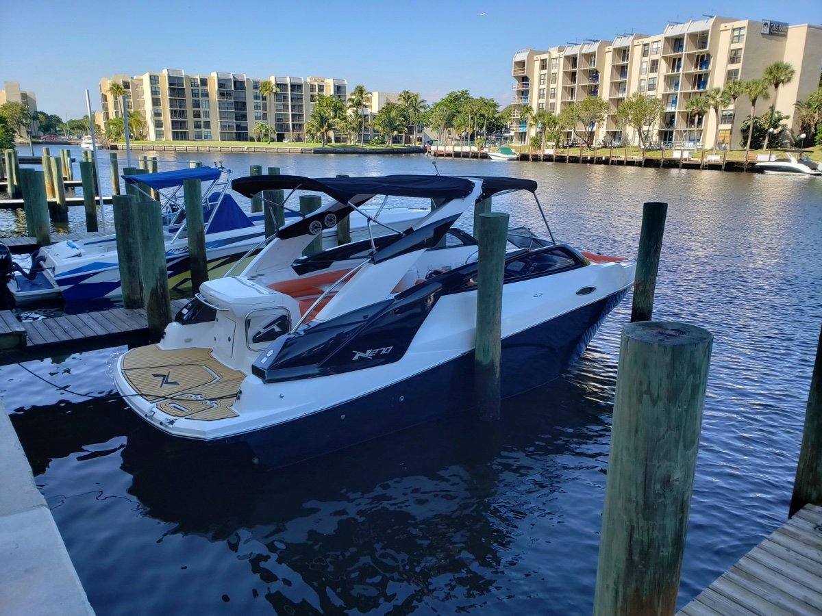 NX Boats NX270:2016 NX BOATS 270 BOWRIDER FOR SALE IN FLORIDA