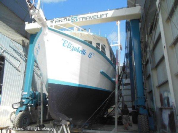 TS435 East Coast Trawler with 8000 TEU
