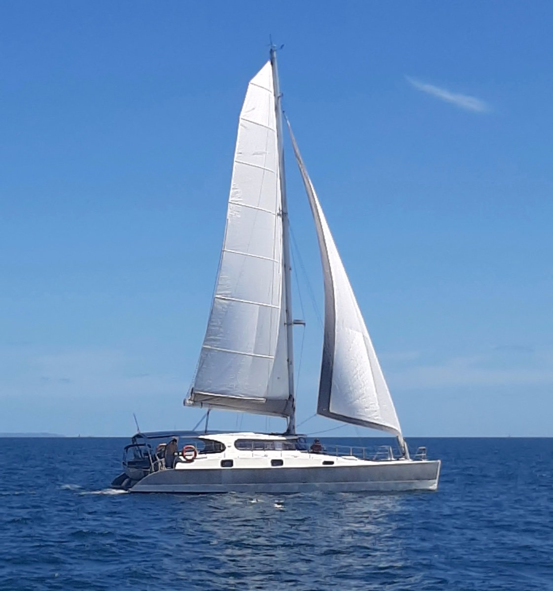 Mumby 2018 Aluminium Cruising Catamaran 49ft 15m