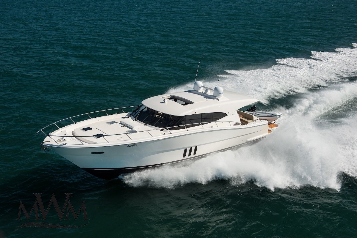 Maritimo S59 | The Sydney Maritimo Dealership - MW Marine