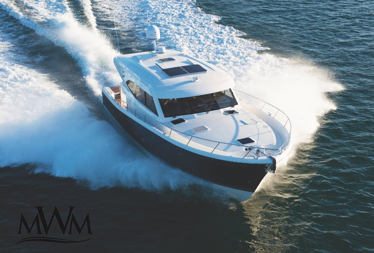 Maritimo S54 | The Sydney Maritimo Dealership - MW Marine