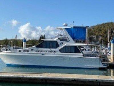 """Ocean Trek 45"""" Fiberglass Multihull"""