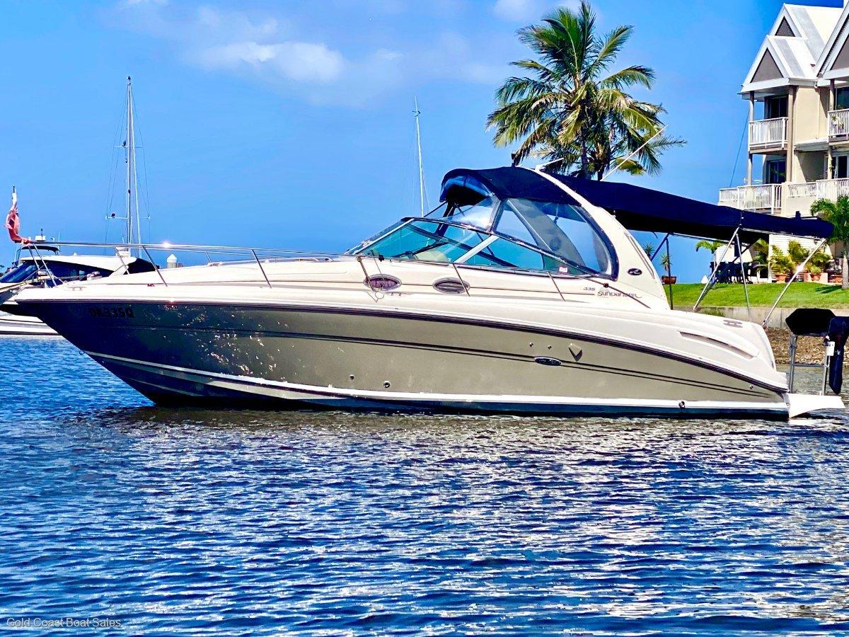 Sea Ray 335 Sundancer Sport Cruiser