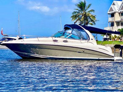 Sea Ray 335 Sundancer Sport Cruiser- Click for more info...