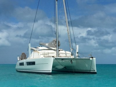 Catana 42 Carbon Infusion, Owner Version
