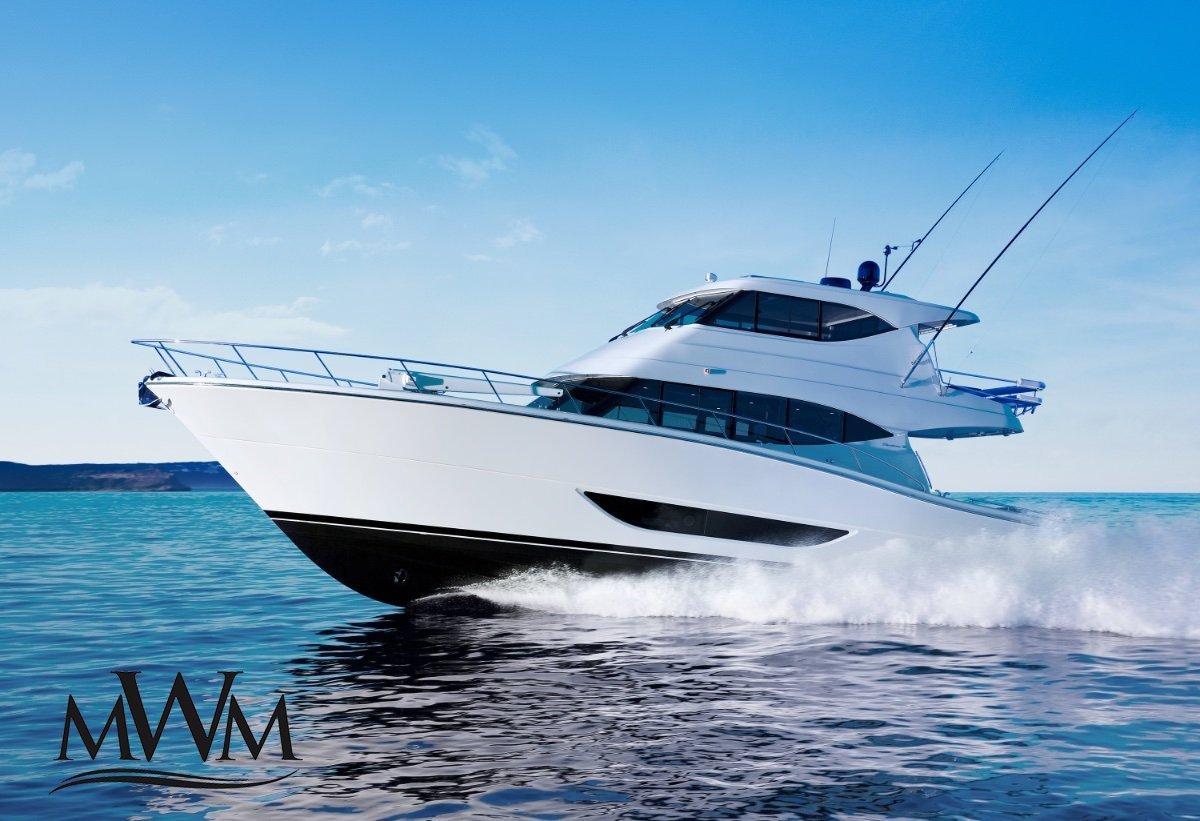 Maritimo M59 | The Sydney Maritimo Dealership - MW Marine