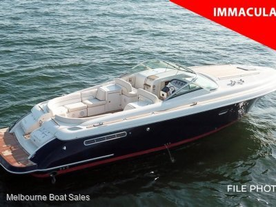 Chris Craft Corsair 36 - IMMACULATE - YOU WON'T FIND BETTER