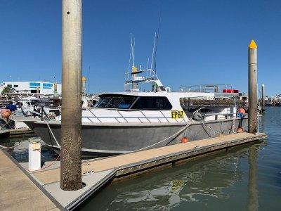 Barry James 49 Fishing / Crabbing Vessel EX Cray boat, Big Price Drop