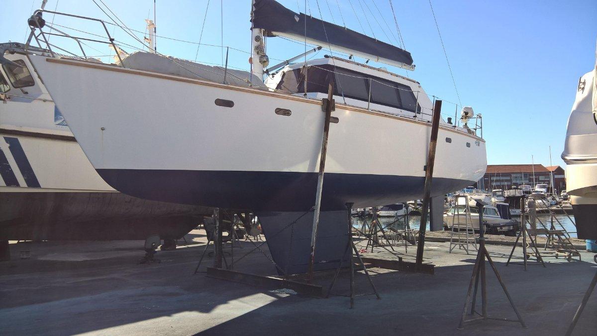 Sailfar Yachts Deck Saloon 40 / 2010