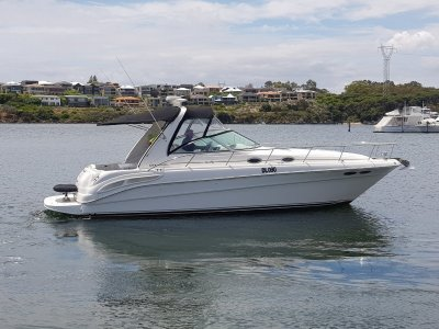 Sea Ray 340 Sundancer SHAFT DRIVE AND WELL PRICED TO SELL !!!!