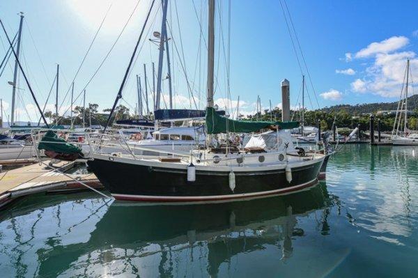 Steel Cruising Yacht