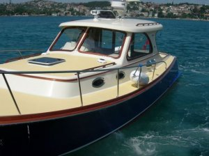 10m Lobsterboat style Motoryacht