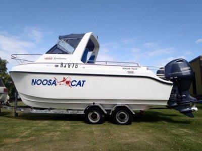 Noosa Cat 1850 Sportsman SUIT SHARKCAT, LEISURECAT, DOMINATOR, SAILFISH