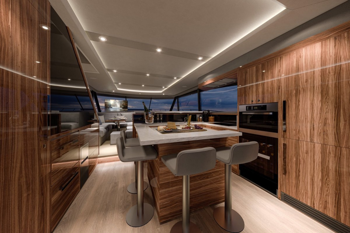 Maritimo M70 Cruising Motoryacht   The Sydney Maritimo Dealership - MW Marine