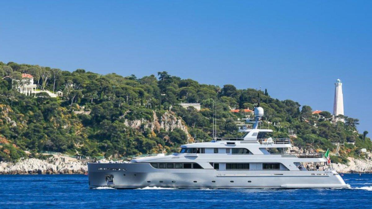Codecasa 43m Superyacht