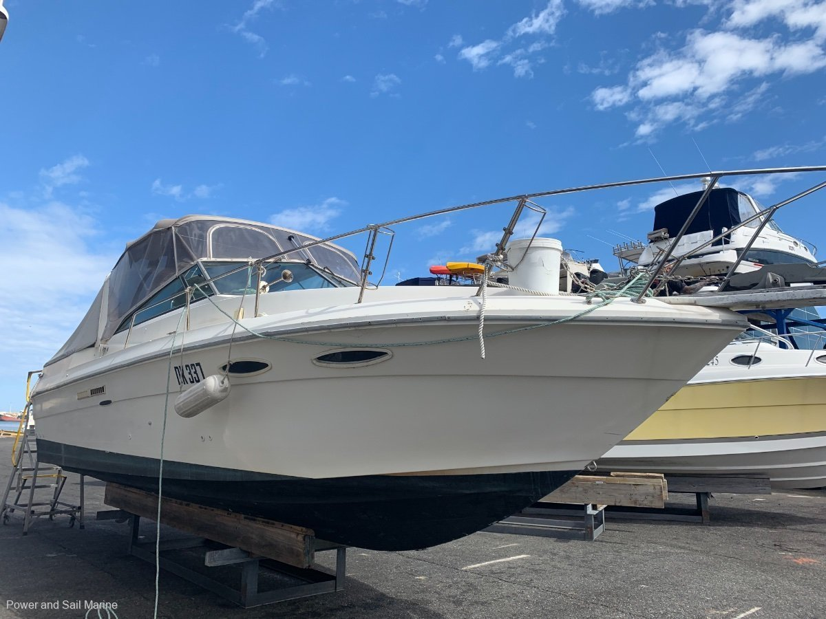 Sea Ray 285 Sundancer Project*** Project***Project