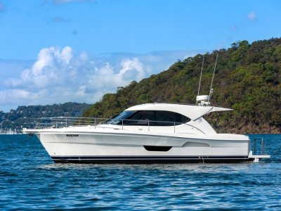 Riviera 3600 Sport Yacht Series 11 ALL SHARES SOLD