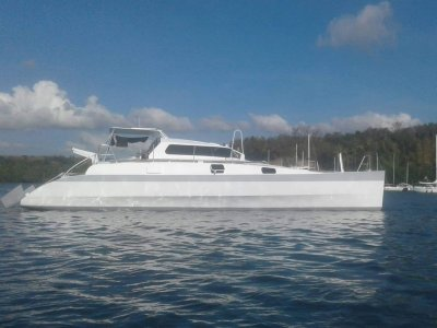 Mumby 48 A brand new build by a trusted boat builder