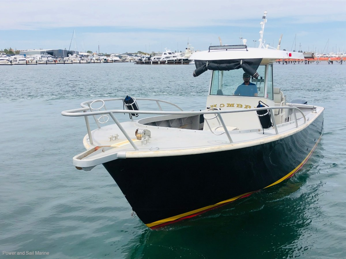 This is a Man sized boat called HOMBRE!!